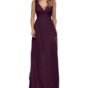 WToo Marsala Gown **Brand New**